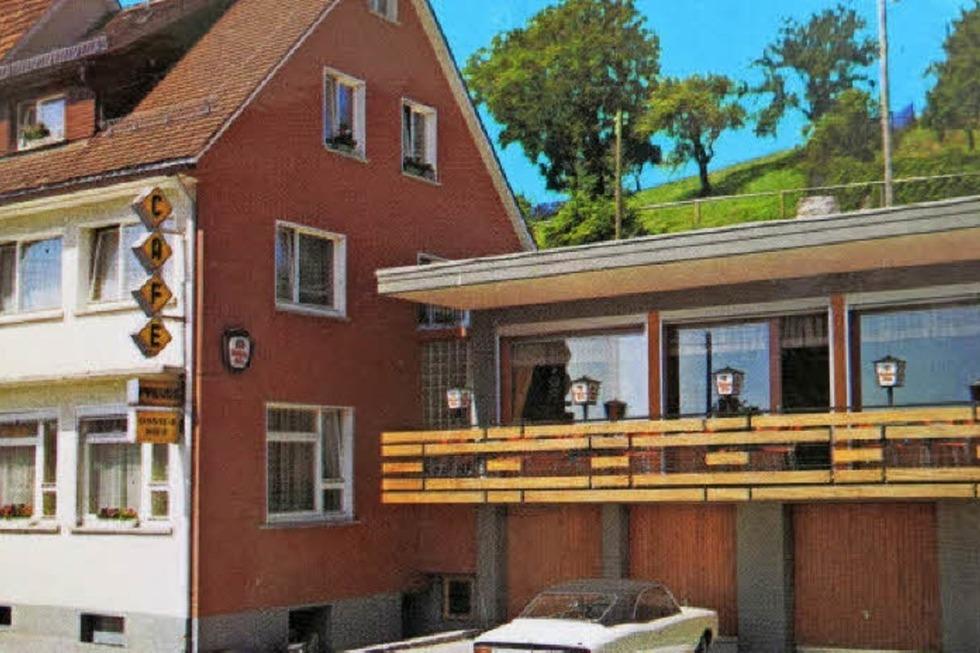 Café Preuß (geschlossen) - Bonndorf