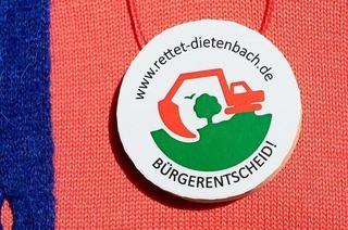 """Solidaritätskonzert für """"Rettet Dietenbach"""" am Mittwoch im Vauban"""