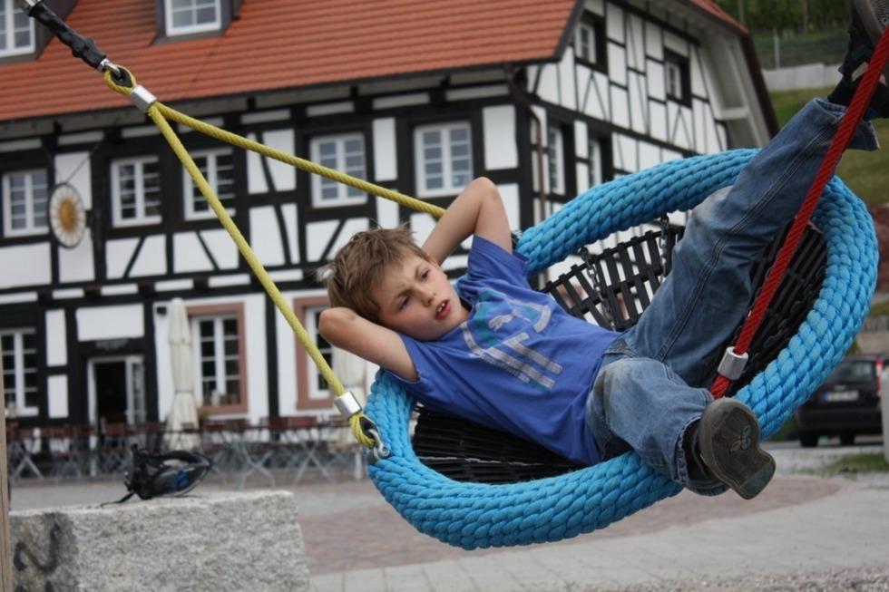 Spielplatz Gasthaus Sonne (Wildtal) - Gundelfingen