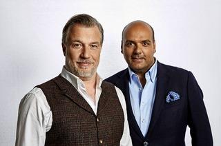 """Marshall & Alexander gastieren mit dem Programm """"20 Jahre Hand in Hand - Das Jubiläumskonzert"""" in Schopfheim"""