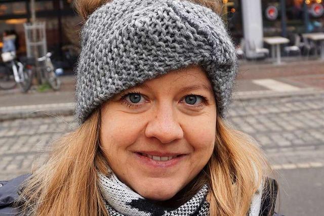 Julia Schneider aus Betzenhausen: