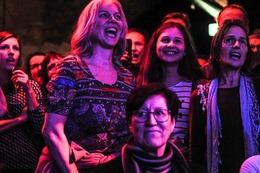 Fotos: 400 Menschen singen gemeinsam beim 7. BZ-Singalong im Jazzhaus