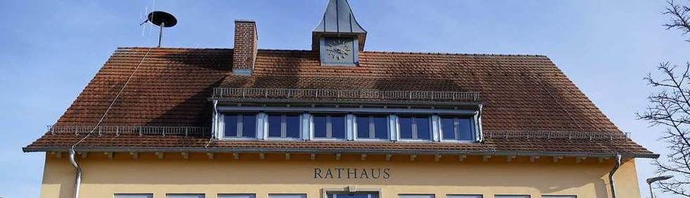 Bürgermeisterwahl in Ballrechten-Dottingen