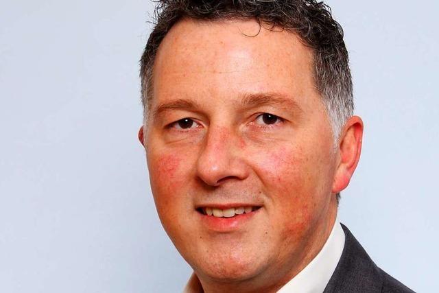 Ein Rundgang durch Ballrechten-Dottingen mit Bürgermeisterkandidat Patrick Becker