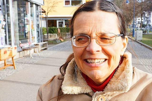 Nina Sommer aus Vauban: