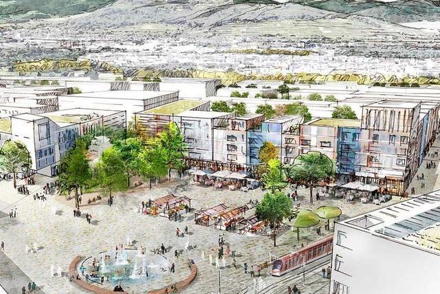 BZ-Umfrage: Mehrheit in Freiburg will neuen Stadtteil Dietenbach
