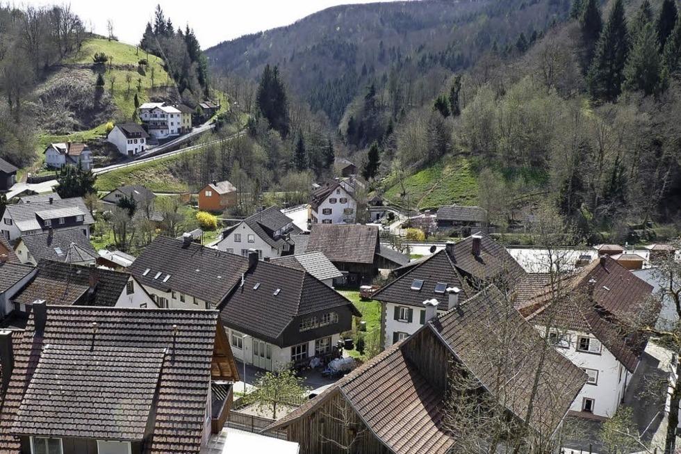 Ortsteil Tegernau - Kleines Wiesental