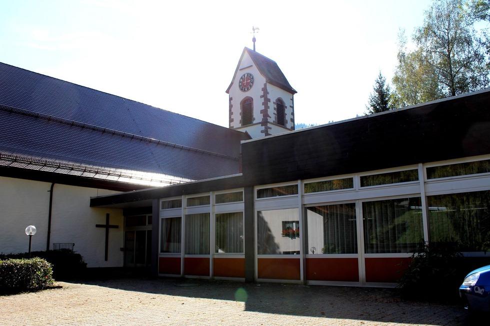 Ev. Gemeindehaus Tegernau - Kleines Wiesental