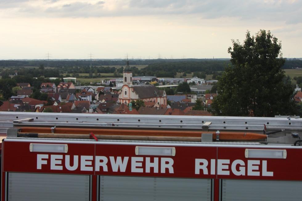 Feuerwehrhaus - Riegel