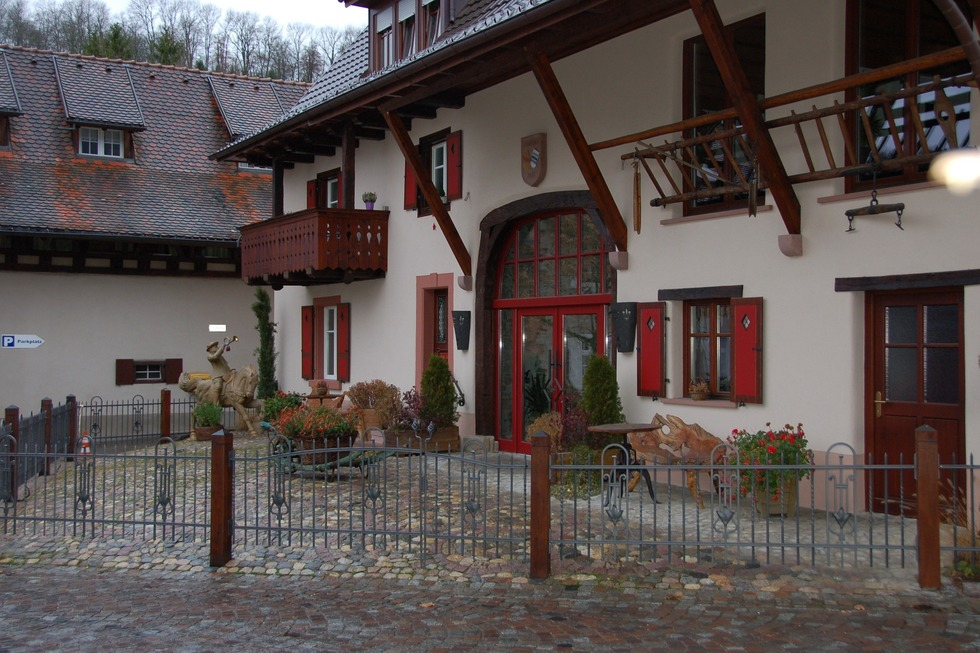 Landhuus Weincafé - Wehr