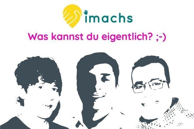 Drei junge Tüftler verändern mit einer App das Miteinander in Freiburg