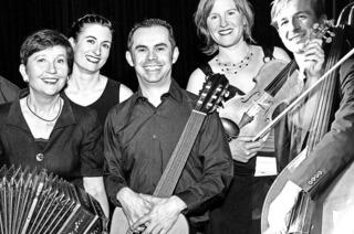 Ensemble Tango Sí in Müllheim