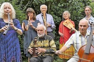Der Klang der Renaissance: Gioite Tutti spielt alte Musik auf alten Instrumenten