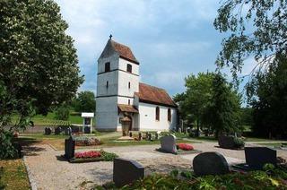 Die Mauritius-Kapelle in Nordschwaben ist eines der ältesten Gebäude in Rheinfelden
