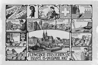 Erinnerungen an die Basler Mustermesse – zur Dernière