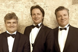 Hochkarätiger Jazz mit dem Trio um Axel Kühn