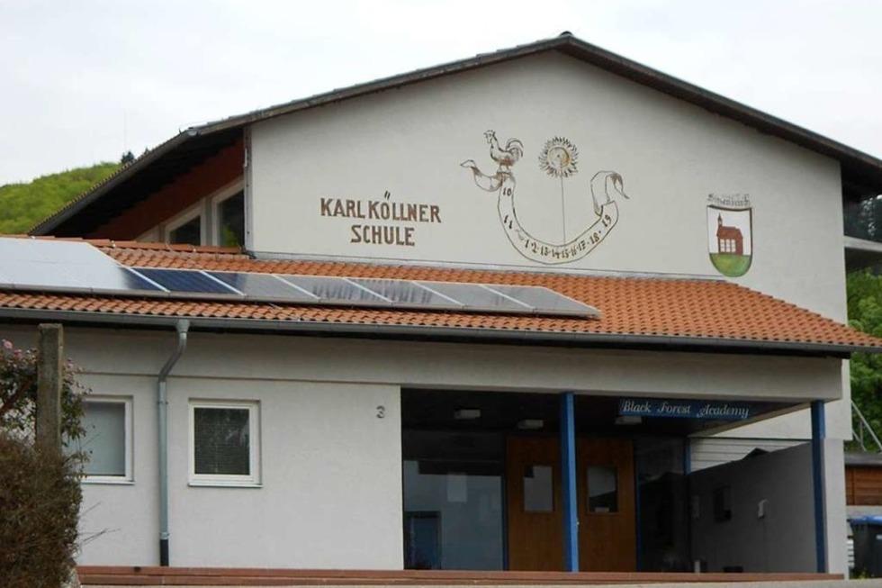 Karl-Köllner-Schule (Sitzenkirch) - Kandern