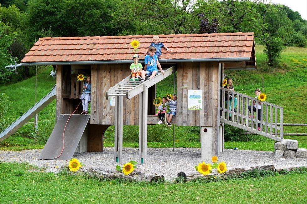 Spielplatz (Sitzenkirch) - Kandern