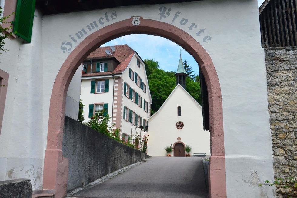 Wallfahrtskirche Maria im Buchs - Grenzach-Wyhlen