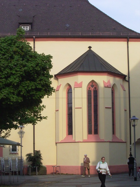 Kirche St. Andreas - Offenburg
