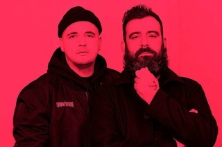 "Modeselektor stellen ihr Album ""Who Else"" in Basel vor"