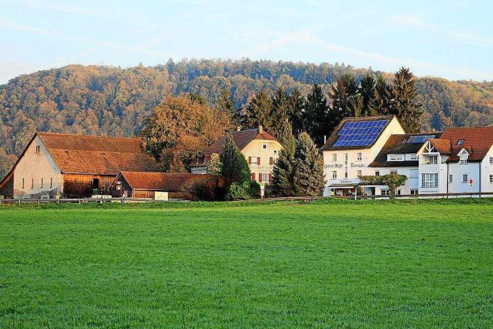 Wiechsmühle (geschlossen) - Rheinfelden