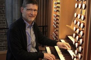 Christoph Grohmann spielt auf Einladung der Paul-Gerhardt-Gemeinde