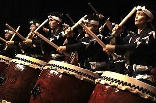 """Ensemble Kokuba präsentiert im März """"The Drums of Japan"""" in Bad Säckingen"""