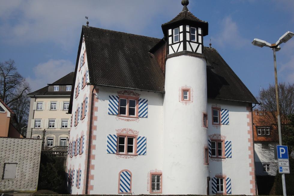 Altes Schloss - Wehr