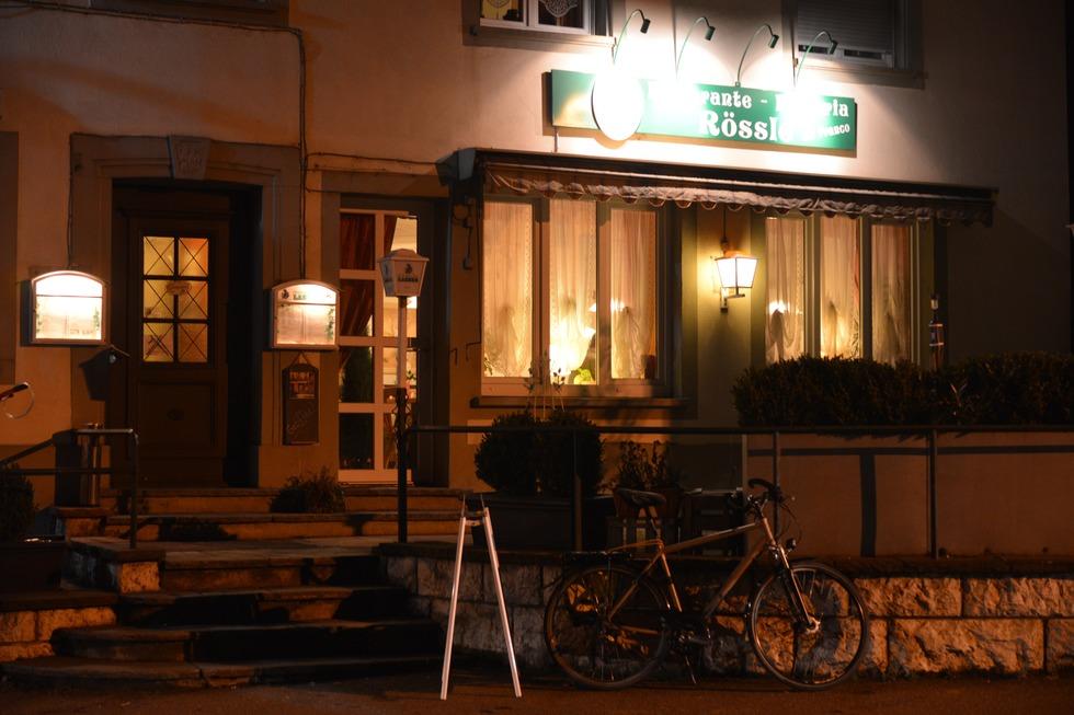 Pizzeria Rössle Da Franco (Wyhlen) - Grenzach-Wyhlen