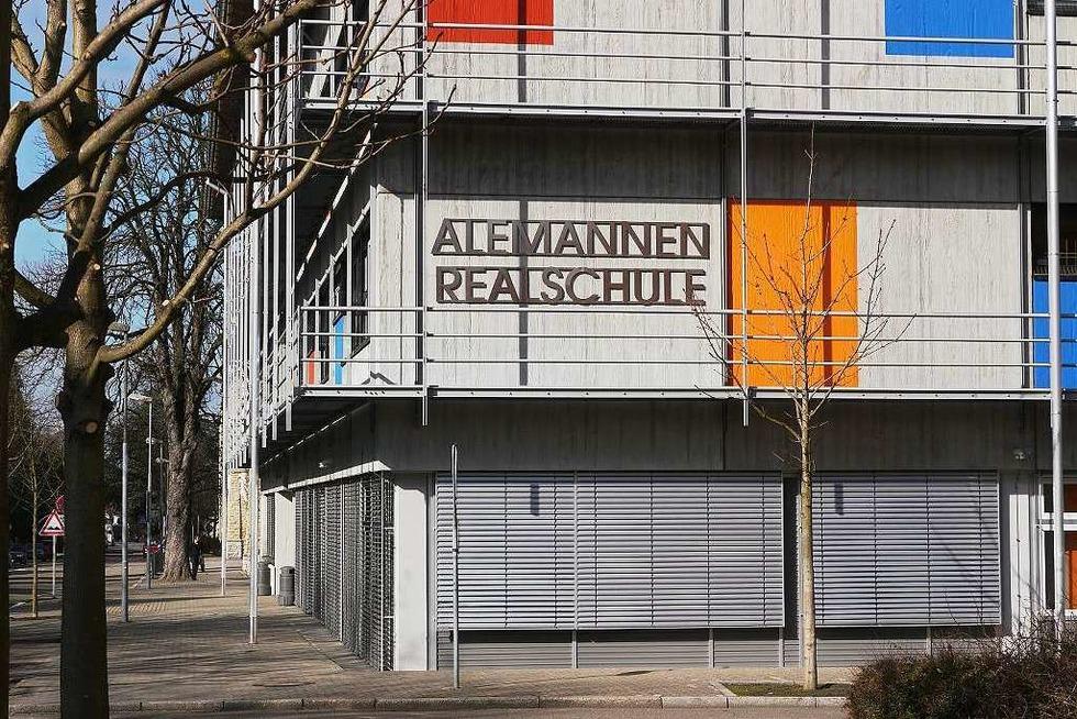 Alemannen-Realschule - Müllheim