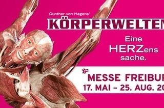 """Die Ausstellung """"Körperwelten"""" kommt nach Freiburg"""
