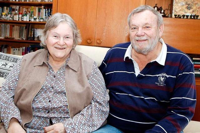 Ein kanadisches Ehepaar blieb bis heute in Lahr