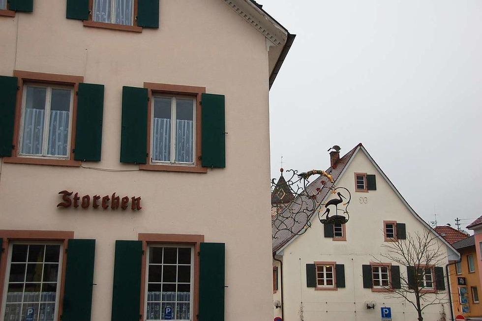 Gasthaus Storchen - Kandern