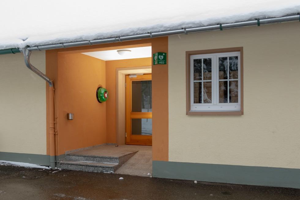 Schule Mettenberg - Grafenhausen