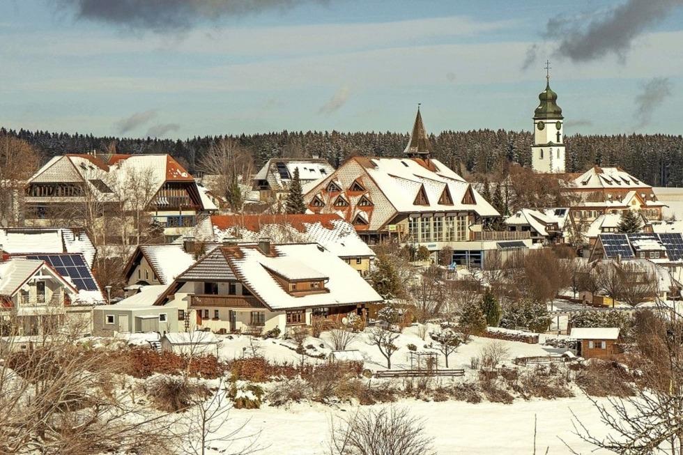Gesamtgemeinde Grafenhausen - Grafenhausen