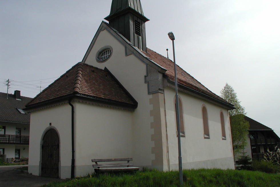St. Gallus-Kapelle (Buggenried) - Grafenhausen