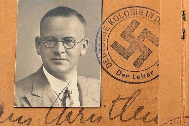 Als Ferdinand Sauerbruch 1944 in Lörrach angezeigt wurde