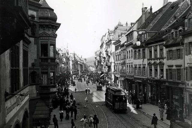 So war die Fasnet in Freiburg Anfang des 20. Jahrhunderts