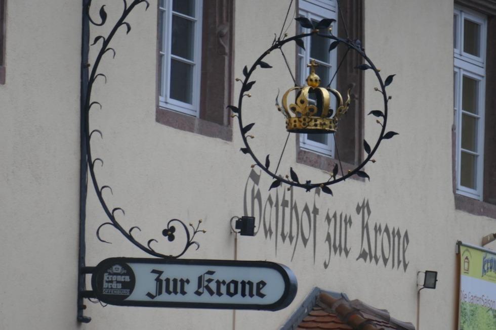 Gasthaus Griechische Krone - Kenzingen