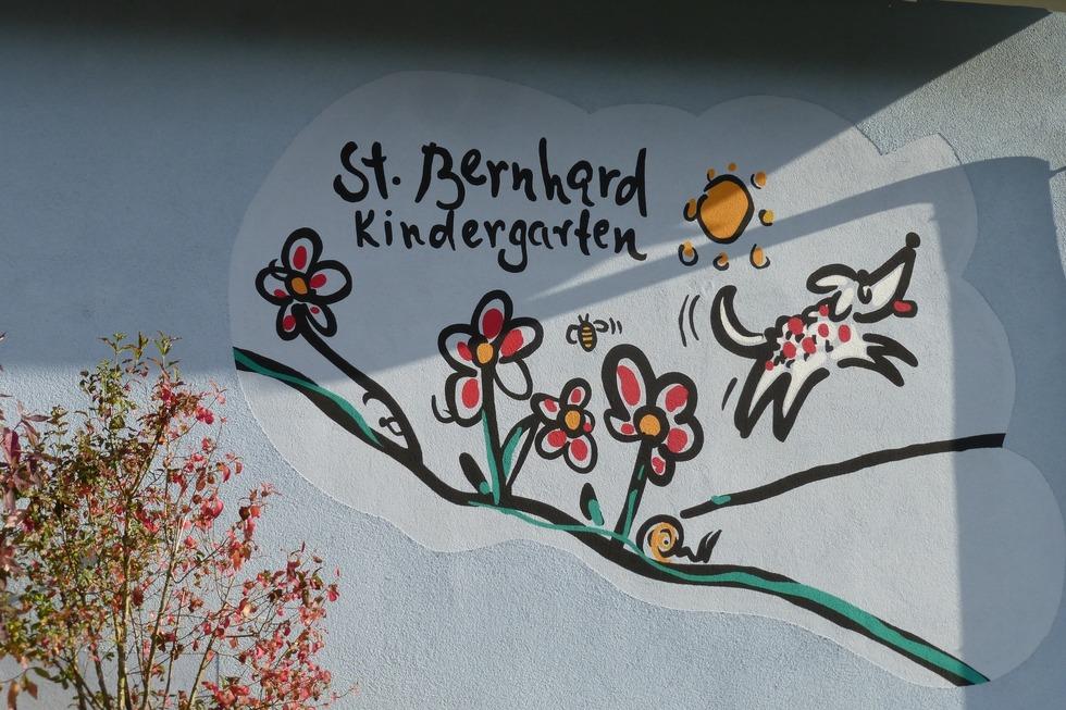 Kath. Kindergarten St. Bernhard - Ehrenkirchen