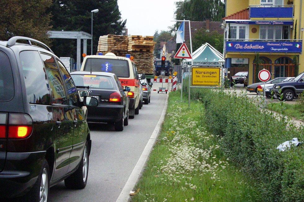 Ortsteil Norsingen - Ehrenkirchen