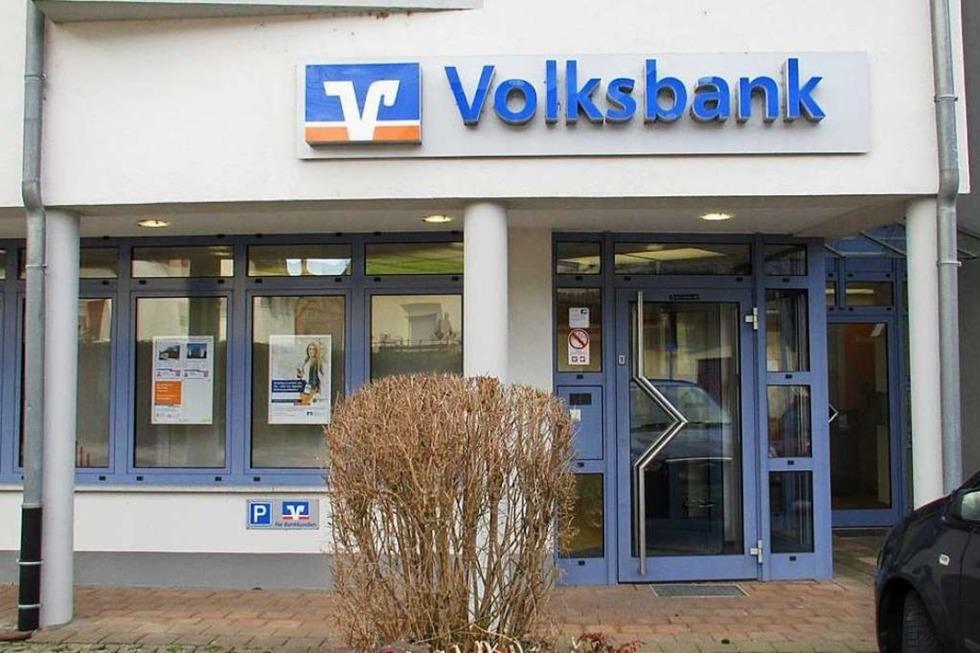 Volksbank Breisgau Nord Neuershausen (geschlossen) - March