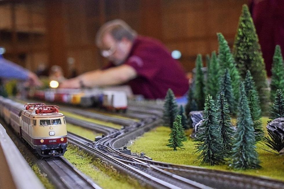 Züge, Zeiten, Zauberhaftes: Modellbahnausstellung Bad Krozingen - Badische Zeitung TICKET