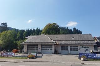 Bauhof Bärental