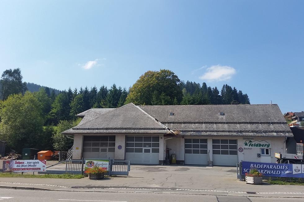 Bauhof Bärental - Feldberg