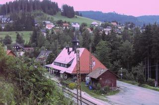 Bahnhofsgaststätte (Bärental)