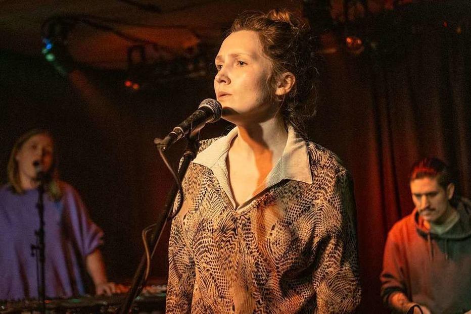 Fotos: Das Konzert von Die Heiterkeit und Hans Unstern im Slow Club