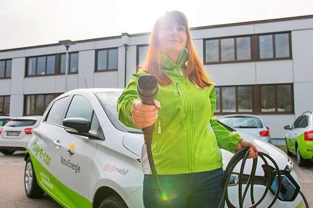 #WirlebenunsereWerte – Energiedienst Mitarbeiter gehen in die Offensive