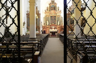 After-Work-Konzert in der Adelhauserkirche
